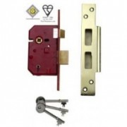 Union BS3621 5 Lever Mortice Sashlock 3""