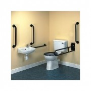 Close Coupled Disabled Toilet Pack