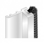 Slikseal Brush Draught Excluder for Windows and Doors