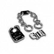 ERA Door Chain Chrome