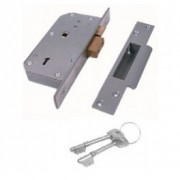 Chubb 3K70 Detainer Mortice Sashlock Satin